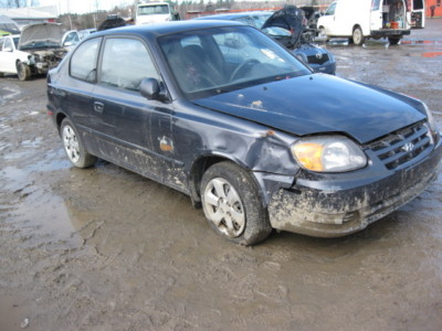 01 02 03 04 05 06 HYUNDAI ACCENT AUTOMATIC TRANSMISSION