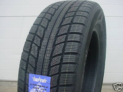 235 65 R 17 (2) TRIANGLE SNOW LION WINTER TIRES
