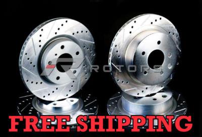 Toyota MR2 Turbo 1/90  12/91 Brake Rotors & Pads