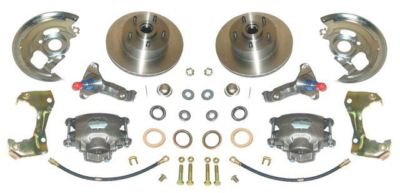 6769 GM FBody disc brake conversion wheel kit brakes