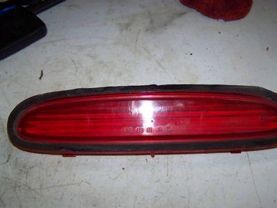 2001 Chrysler Sebring Trunk mounted Brake Light Cover
