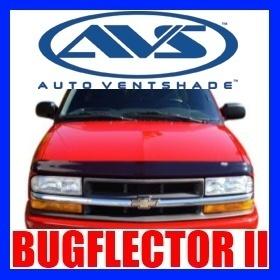 24723 AVS Bug Hood Shield Chevy S10 / GMC Sonoma Blazer