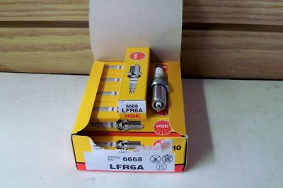 10 pack of NGK spark plugs LFR6A Yamaha SHO PWC