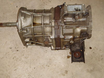 Jeep Wrangler 2.5L 5 Speed AX5 Transmission Works Nice