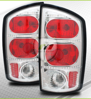 0206 Dodge Ram 1500/2500/3500 Tail Lights Brake Lamps