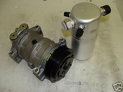 19971998 Isuzu Hombre A/C Compressor V6 Engine Kit