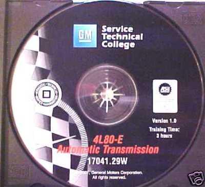 4L80E