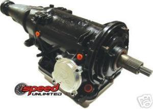 Performance Automatic C4 Super Streeter Transmission