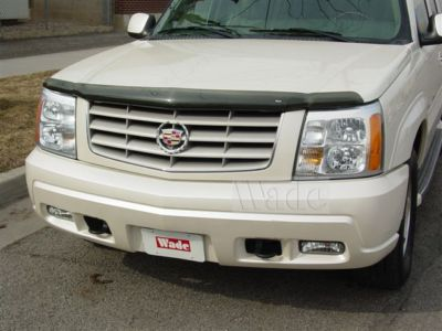 Dodge Ram Center Bug Deflector Shield 2002  2005