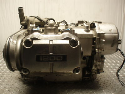 1986 GOLDWING GL1200 1200 ENGINE MOTOR ONLY 90,395 MILE