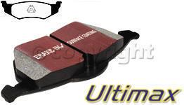 EBC Brake UD641 Rear Premium Organic Pads