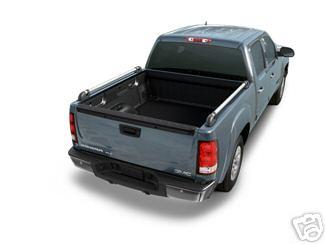 0710 Silverado Sierra Chrome Bed Rails GM 5'8″ Box GM