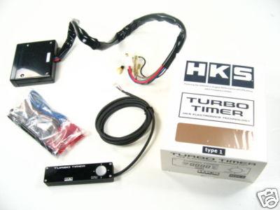 HKS Turbo Timer Type1 0206 Subaru Impreza WRX / STi