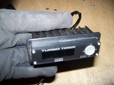 19871992 Toyota Supra Turbo HKS Turbo Timer