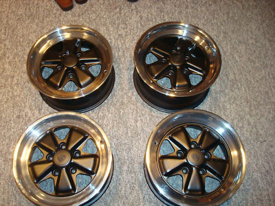 Porsche Fuchs 16×7/8″ ly Refinished 911 944 Turbo