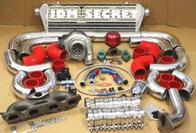 JDM T3/T4 TURBO KIT 240SX 8994 SR20DET UPGRADE S13 2.0