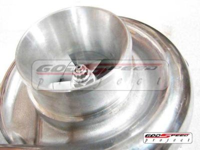 GODSPEED T3T4 .57 trim Stage 3 Turbo 350hp quick spool