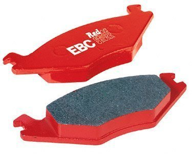 EBC REDSTUFF Pads Subaru Impreza WRX WRX Turbo 08 09 10