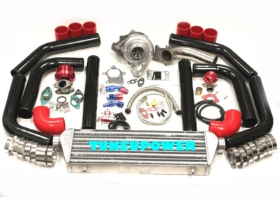 T3 T4 T04E TURBO KIT FOR VW PASSAT JETTA GTI GOLF GT