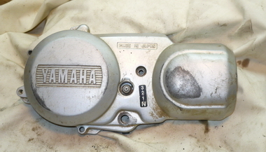 1999 Yamaha Badger 80 Stator Sidecover Left Engine