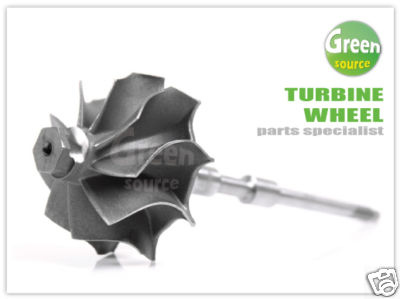 Turbo Turbine Wheel Shaft Gart GT17 GT1752 SAAB 9.3