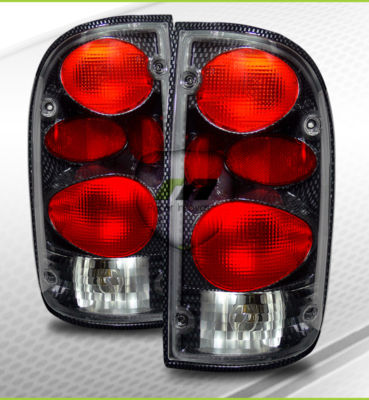 9500 Toyota Tacoma 2/4WD Carbon Tail Lights Brake Lamp