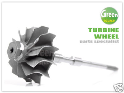 Turbo Exhaust Wheel Turbine Shaft Gart GT17 12 Blade