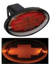 Class III Hitch Box Cover Brake Lights Chevy