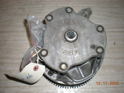 1999 Polaris 600 XC Primary Clutch w/ starter gear
