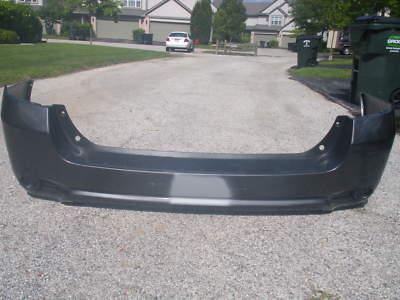 Toyota Highlander Rear Bumper Cover
