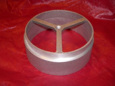 adaptor riser cal custom air scoop nostalgic gasser