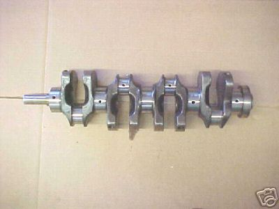 Porsche  944 S 944 Turbo 88 2.5 L engine std crankshaft