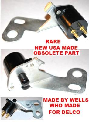 1950 PONTIAC BRAKE STOP LIGHT SWITCH  NORS OBSOLETE