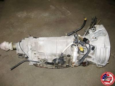 TRANSMISSION AUTO 4WD SUBARU LEGACY 96 98 BH9 2.5L DOHC