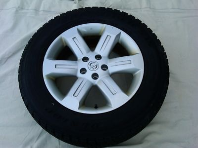 06/07 Nissan Murano OEM Rims and Winter Tires Package