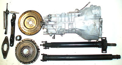 MANUAL TRANSMISSION CONVERSION BMW E30 325 M20 5 SPEED