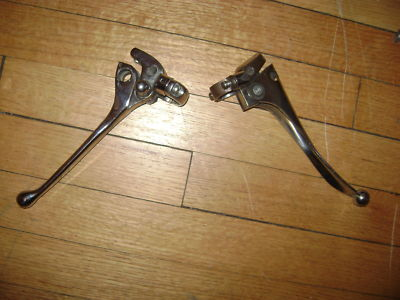 Panhead Shovelhead Levers Clutch Brake Knucklehead
