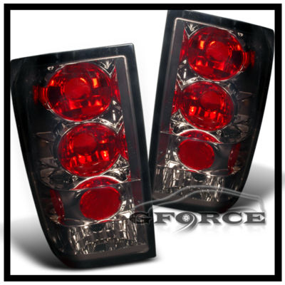 SMOKE TINT LENS EURO TAIL LIGHTS BRAKE LAMP LEFTRIGHT