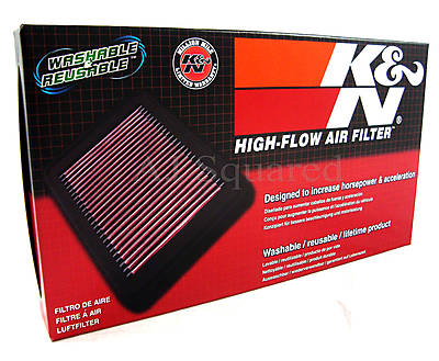 K&N STOCK AIR FILTER 8691 PORSCHE 944 TURBO 332081