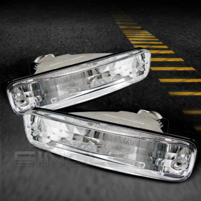 1990 1991 ACURA INTEGRA JDM CLEAR BUMPER SIGNAL LIGHTS
