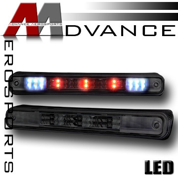 8897 98 CHEVY C10 C/K TRUCK LED 3RD BRAKE LIGHT SMOKE