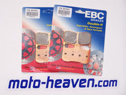 EBC FA347HH FA347 Front Brake Pads 1050 Speed Triple