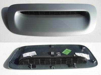 MINI Cooper S Hood Scoop Air Dam Pure Silvr R55 R56 R57