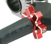 Zeta Pivot Clutch Perch & Brake Lever Set Honda CRF CR