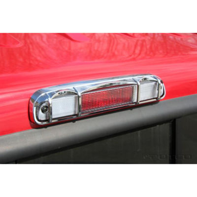 Ford 9909 Super Duty Chrome Third Brake Light Cover
