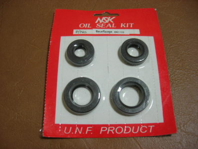 Honda CG110 JX110 CG110 CG125 Oil Seal Engine Set 4Pcs