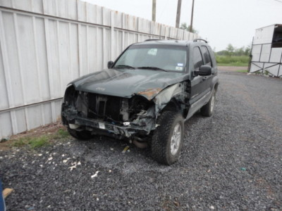 02 JEEP LIBERTY AUTOMATIC TRANSMISSION 3.7L 4X4