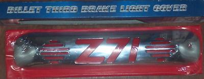 GM  Z71 Chrome Third Brake Light Cover