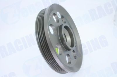 Crank Underdrive Engine Pulley Honda Fit Jazz 02 Light