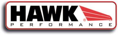 HAWK HPS BRAKE PADS HYUNDAI GENESIS COUPE TRACK F